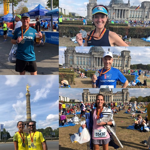 109: Birmingham to Berlin: A Road Less Traveled: Talking with 2018 Berlin Marathon Finishers