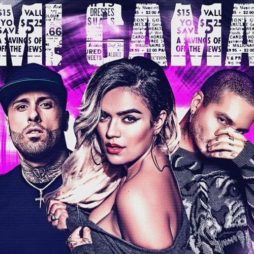 Mi Cama Remix Karol G J Balvin Ft Nicky Jam Dj Cristian 2018 Oficial By Dj Cristian Oficial