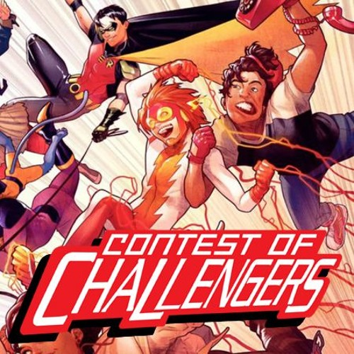 It's Up to You, New York (Comic Con) (Contest of Challengers)
