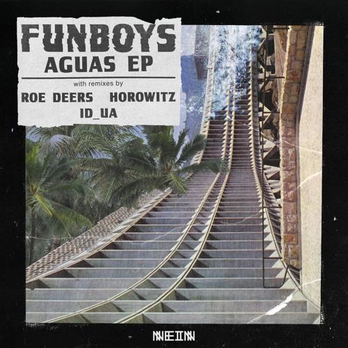 Funboys - Lino Cut