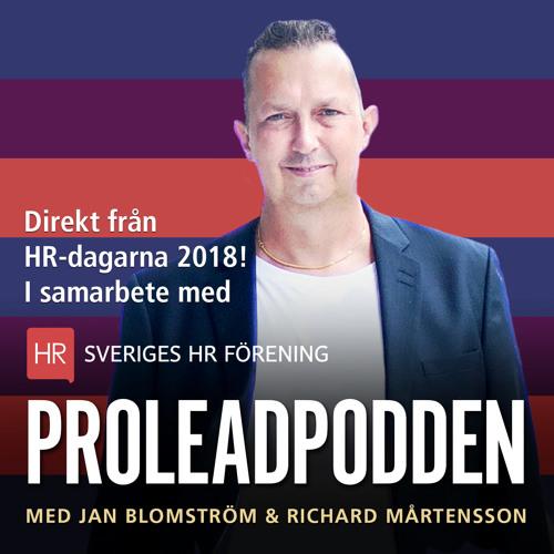 #53 Erik Magnusson & Helena Hansson | Akademikerförbundet SSR - Fackets syn på HR trenderna