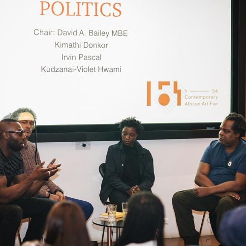 FORUM London 2018: Portraiture as Politics