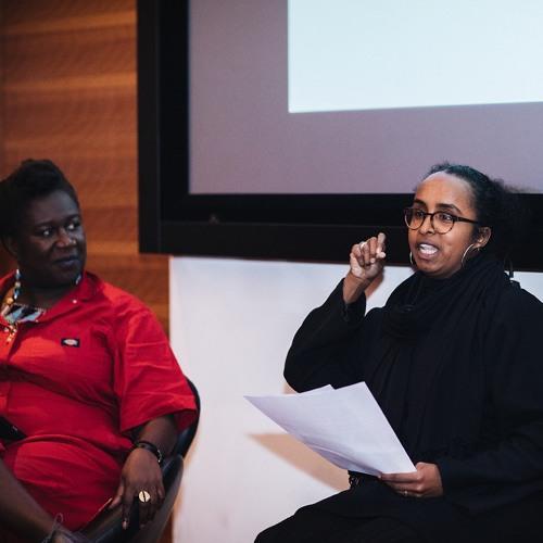 FORUM London 2018: Reading Group - Black Togetherness as Lingua Franca