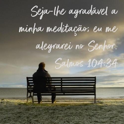 Meditação - Sl 104.34