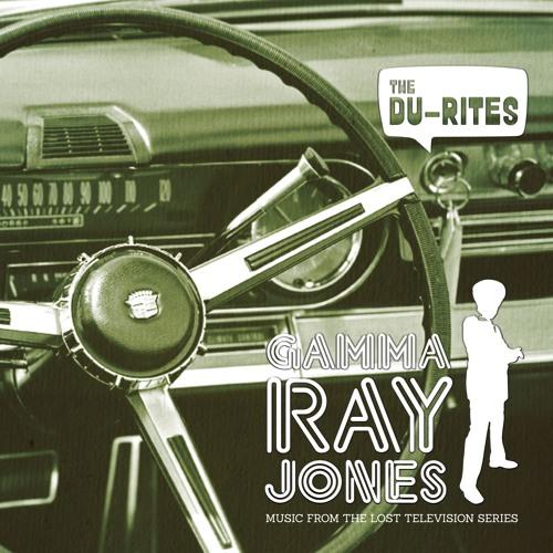 Gamma Ray Jones (LP)