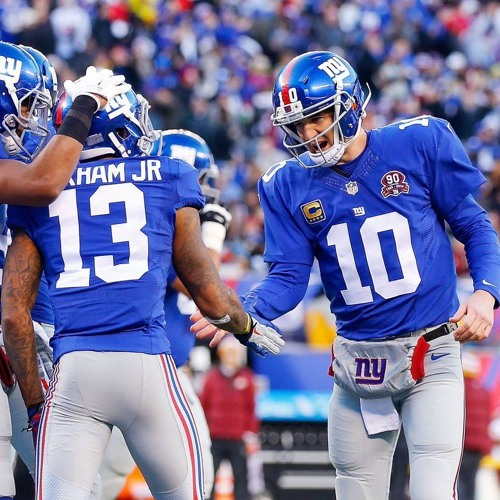Supporting Odell Beckham Jr. comments on Eli Manning & the New York Giants