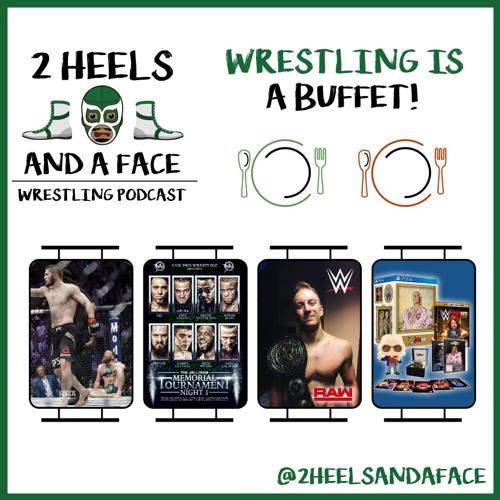 Buffet Line ft - AAW, Monix, UFC 229