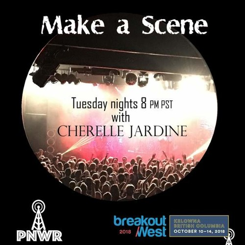 Make A Scene with Cherelle Jardine ... interview with The Twitch, songs by Prism and Mirachi Ghost