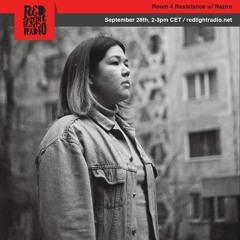 Nazira - Red Light Radio - 28 Sep'18