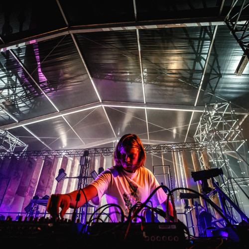 Stanislav Tolkachev (live) at Dekmantel Festival 2018