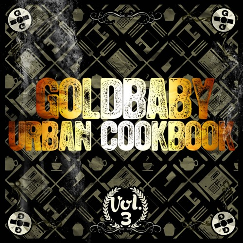Urban Cookbook 3 by Goldbaby