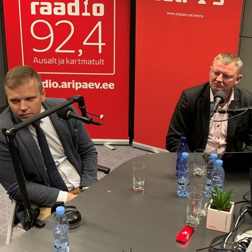 11.10.18 Isemajandav Eesti: kuidas tehnoloogia abil muuta avaliku sektori teenused efektiivsemaks?