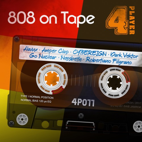 4P011 - 06 Nessbeth - Taped Aight - Snippet