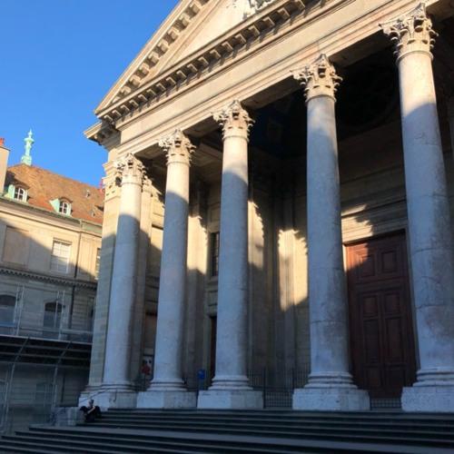 Cour de Sainte-Pierre