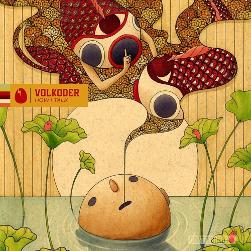 VOLKODER - HOW I TALK - EP - DIRTYBIRD