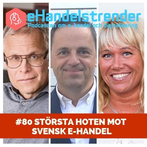 80. Hoten mot svensk e-handel