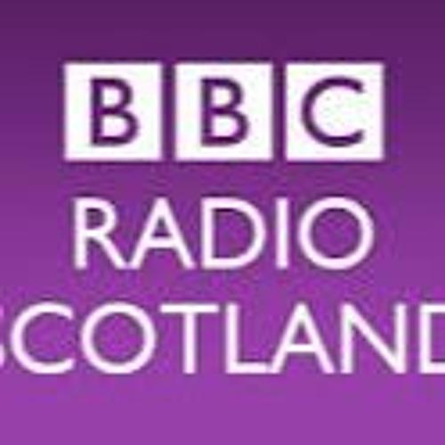 Dr Sharon McDonnell interview at BBC Radio Scotland