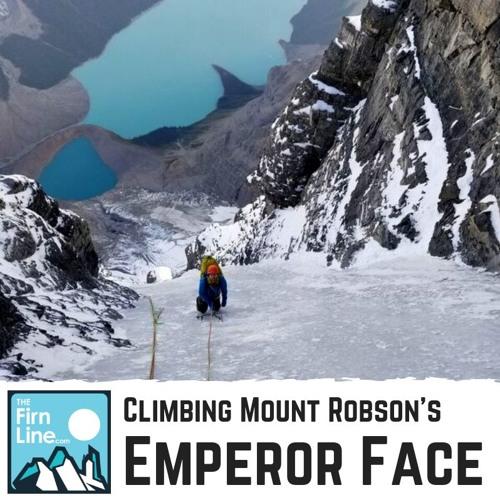 S2:E11 // Mount Robson's Emperor Face