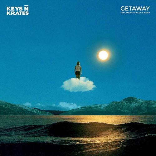 """Keys N Krates """"Getaway"""" ft. Mickey Shiloh & Noah ile ilgili görsel sonucu"""