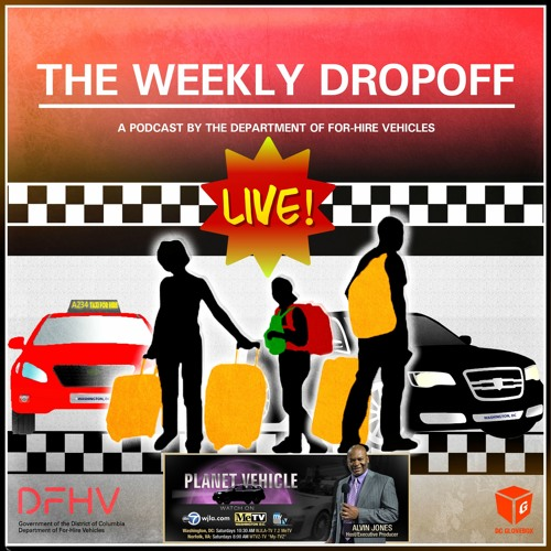 The Weekly Drop-Off Live: Planet Vehicle