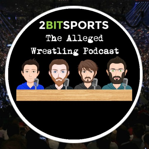NJPW And Jurassic Raw - The Alleged Wrestling Podcast 55