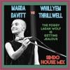 Magda Davitt Fka Sinead O'Connor vs. WhiLL ThriLL - The Foggy Lagan Wolf Is Getting Jealous