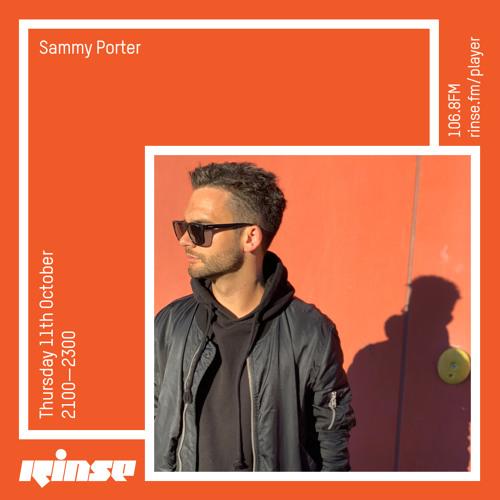 Sammy Porter - 11th October 2018