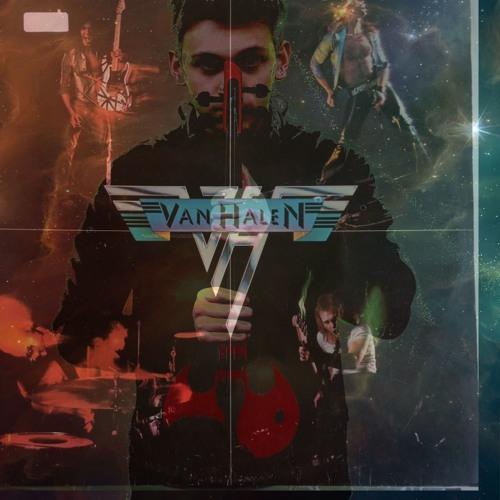 Atomic Punk Van Halen Dunkin' Von Doom Cover
