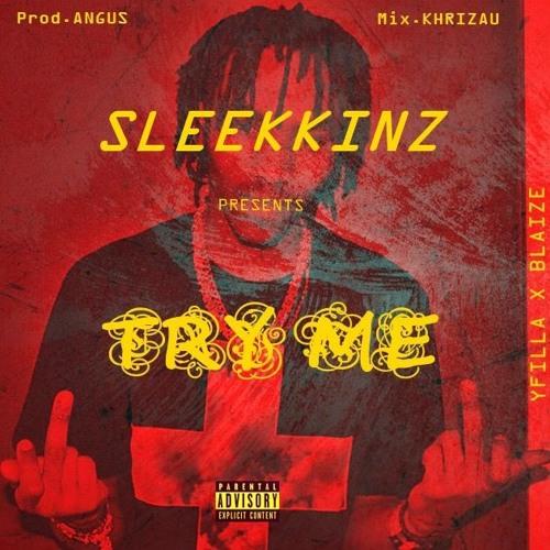 TRY ME Feat. Blaize (SLEEKKINZ)