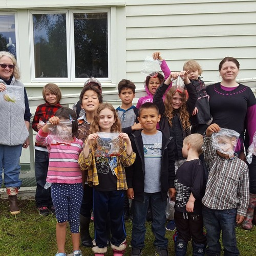 Susan Smith and students of Takotna (Season 2 Episode 4)