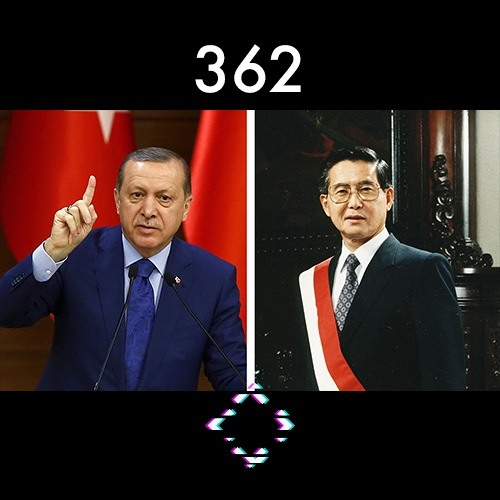 AntiCast 362 – Autoritarismo Democrático: Fujimori e Erdoğan
