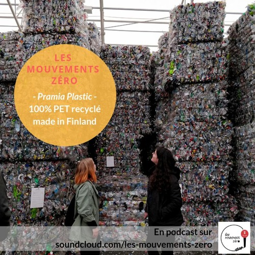 Pramia Plastic - Usine de recyclage de PET