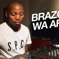 Brazo Wa Afrika with ur #LunchTymMix
