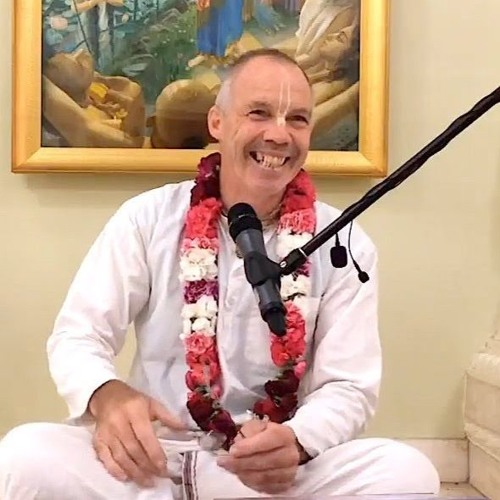 Śrīmad Bhāgavatam class on Thu 11th Oct 2018 by Gangeswar Dāsa 4.14.39-40