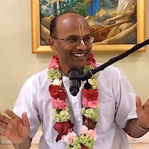 Śrīmad Bhāgavatam class on Fri 12th Oct 2018 by Madhavananda Dāsa 4.14.41