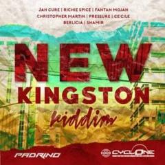 ''NEW KINGSTON'' Riddim Mix! (Cyclone Music Group) (mixed by LITTLE P)