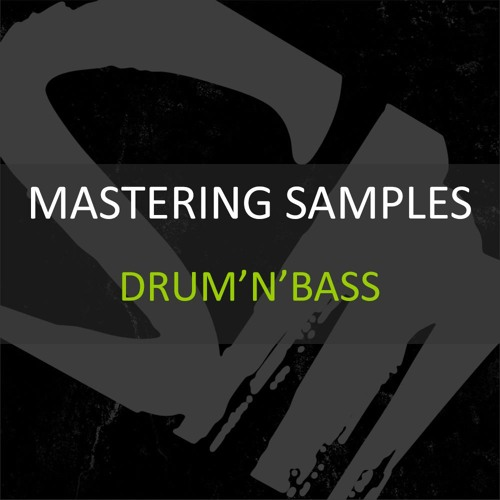 Mastering Examples - Drum'n'bass
