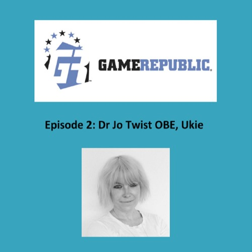The Game Republic Podcast 2 Jo Twist October 2018