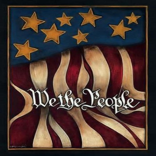 WE THE PEOPLE 10 - 12 - 18 - -9TH AMENDMENT SECURES OUR GOD - GIVEN RIGHTS