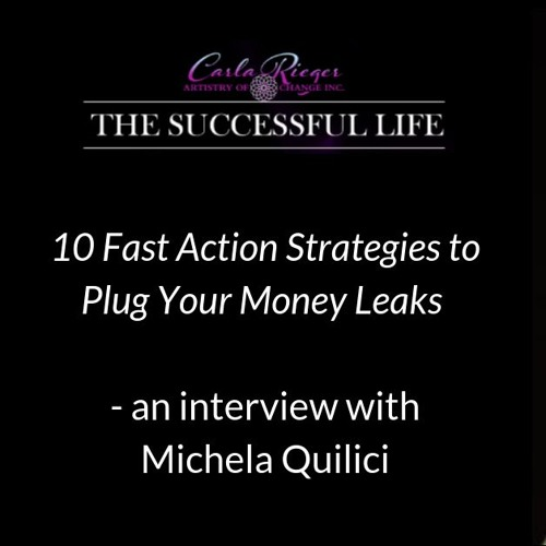 Self Image Shifts That Improve Your Marketing  - an interview with Michela Quilici
