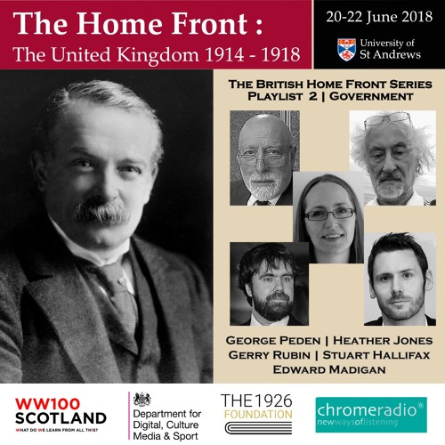 THE BRITISH HOME FRONT | Playlist 2 - Government
