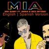 Bad Bunny Mia Ft Drake And Rico Antonio English And Spanish Version Mp3