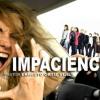 La impaciencia - Pastor Ernesto Ortiz Vijil Portada del disco