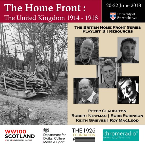 THE BRITISH HOME FRONT | Playlist 3 - Resources