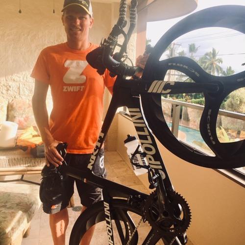Matt Chrabot Kona 2018 Pre Race