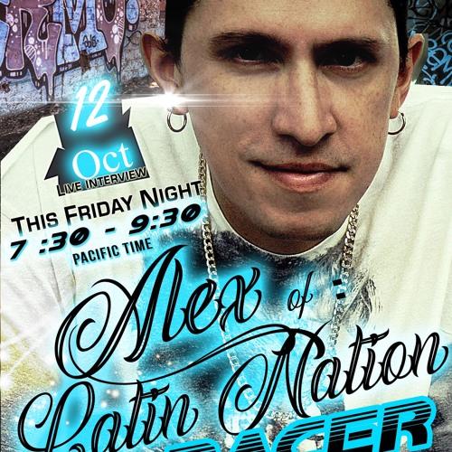 ALEX INTERVIEW WITH DJ RACER