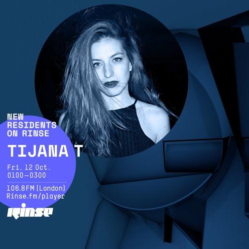 Tijana T - Friday 12th October 2018
