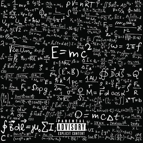"""""""E=mc^2"""""""