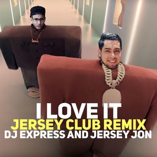 DJ Express - I Love It FT. Jersey Jon