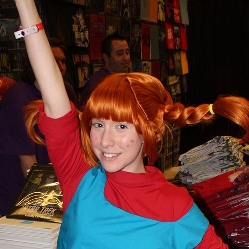 Would Pippi Longstocking Wear a Niqab?